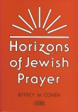 Horizons of Jewish Prayer