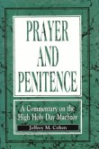 Prayer and Penitence